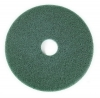 "SSS Green Scrubbing Pad 5400N - 17"" Diameter"