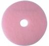 "SSS 3M Eraser Burnish Pad 3600 - 21"" Diameter"