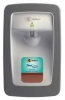 SSS FoamClean Collection Touch Free M-Style Dispenser - White/Gray, 1000-1250 mL.