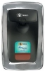 SSS FoamClean Collection Dispenser - Blk./Chrome Trim, 1000-1250 mL