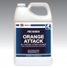 SSS Orange Attack All Natural Citrus Solvent Cleaner - 4/1 Gallons