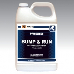 SSS 48105 - SSS Bump & Run Cleaner/Maintainer - 4/1 Gallons