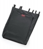 SSS Premium Linen Hamper Bag - Black