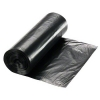 SSS Terra Renew Can Liner MV3860100B-CR - 60 gallons, Blk.,10/10/CS