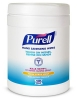 SSS Purell Sanitizing Wipes - 270 Count Canister