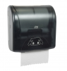 "Tork Mini Mechanical Hand Towel Roll Dispenser - 8"" controlled roll towels"