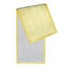 "UNGER SmartColor™ Velcro Yellow Mop  - 19.5"""