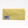 UNGER SmartColor™ MicroWipe™  Light Duty Microfiber Cleaning Cloth - 500 Yellow
