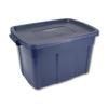 RUBBERMAID Roughneck™ Storage Box - Dark Indigo Metallic