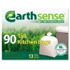 Earthsense® Recycled Can Liners - 13 gal