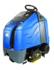 "Windsor Chariot 26"" iScrub™ Stand-On Automatic Cylindrical Scrubber - 3-12V/234 A/H AGM Batteries"
