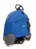 "Windsor Chariot 20"" iScrub Deluxe Stand-On Automatic Scrubber - 3 x 114 A/H AGM batteries, 21A on-board charger w/ poly brush"